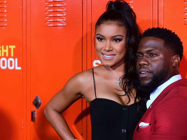 Eniko Parrish Found Out Kevin Hart Cheated via DM
