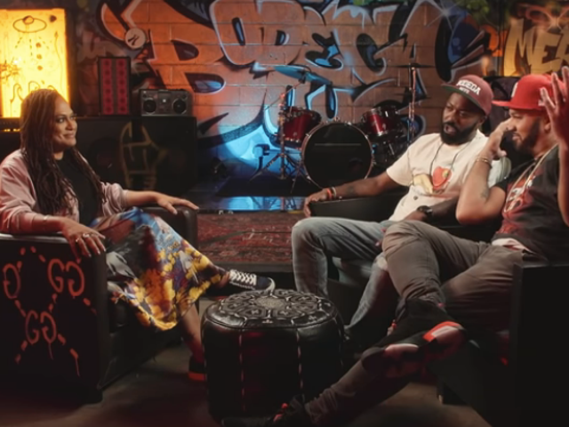 Desus and Mero ask Ava DuVernay about the Central Park Five, Trump, and the ultimate hood movie