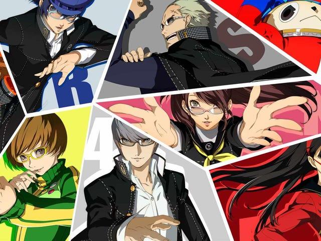 Nyrenin kulma: Persona 4 Remaster saattaa olla lähempänä kuin monet odottavat