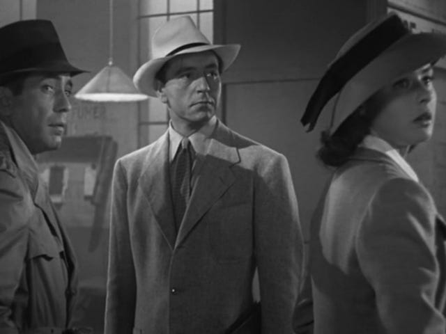 The Hollywood Classic Casablanca Is Eerily Relevant in 2017