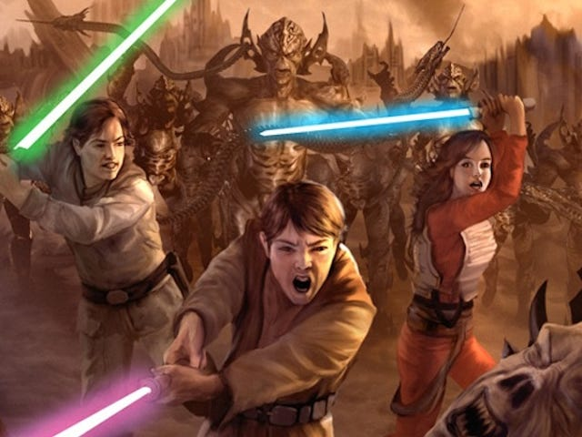 Star WarsIs Poised to Re-Make One of the Expanded Universe's Biggest Mistakes
