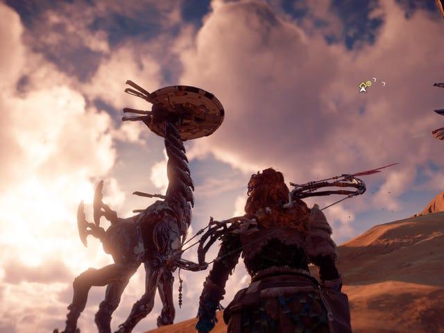 Horizon Zero Dawn Frozen Wilds DLC-utgåva: Derivat, Uninventiv och nästan perfekt