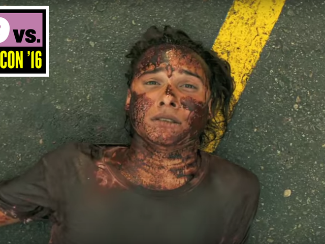 巨大なシーズン2の予告編で国境の南を<i>Fear the Walking Dead</i>・ヘッズを<i>Fear the Walking Dead</i>