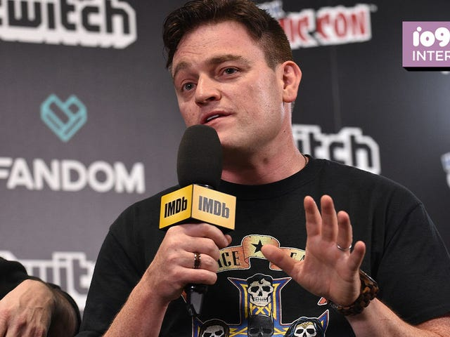 Comics Scribe Scott Snyder Isn't Scared to Train His Competition