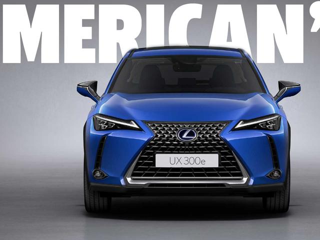 El primer automóvil eléctrico de Lexus no es para Estados Unidos porque de alguna manera Toyota todavía cree en el hidrógeno por aquí