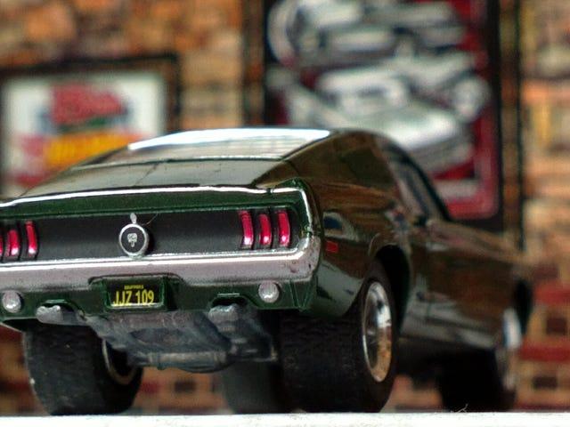 Muscle Monday - Greenlight 1968 Mustang Bullitt