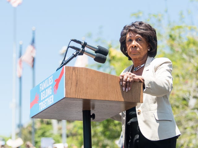 Auntie Maxine Ain't Scared of No Damn Pipe Bomb