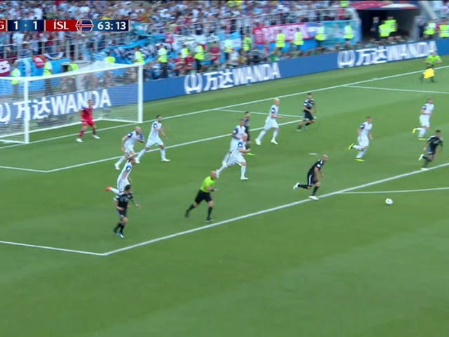 Icelandic TV Announcer Loses Mind Over Messi PK Stop [UPDATE]