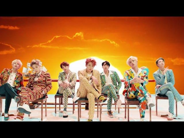 K-POP今日のピックアップ:アイドル