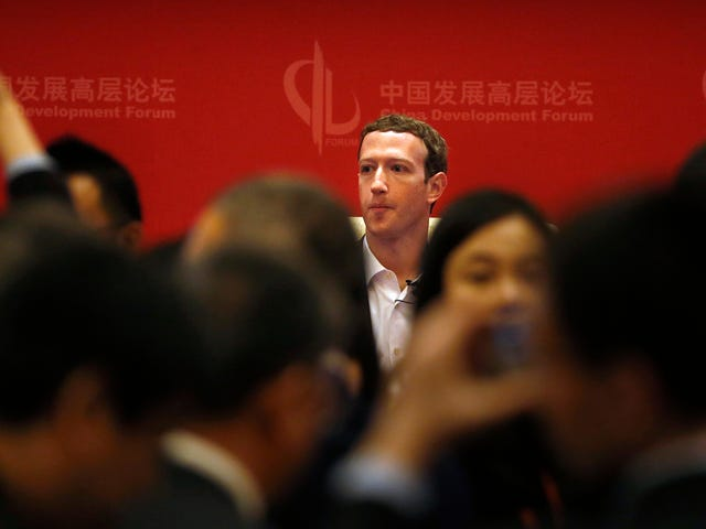 Facebook's Data-Sharing Program for Phone Makers Included Chinese Telecom Giant Huawei