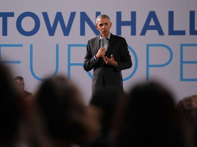 President Obama Warns of In-fighting Among Progressives