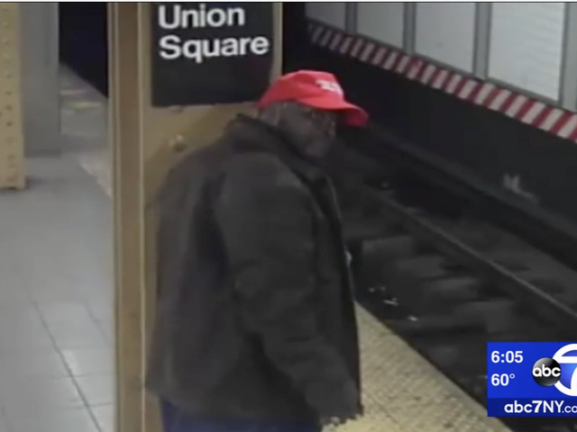 Man Wearing 'Make America Great Again' Hat and Shirt Wanted for  Attacking Hispanic Man in NYC Subway Station: Report