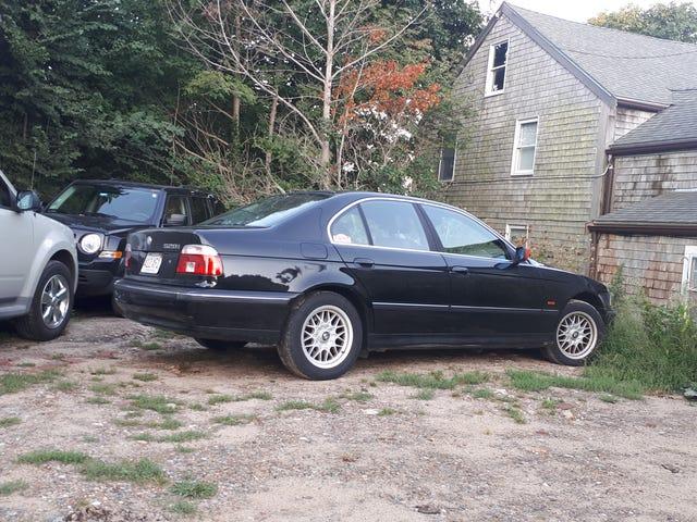 I'm glad I have a car I can look back at and say 'unf'