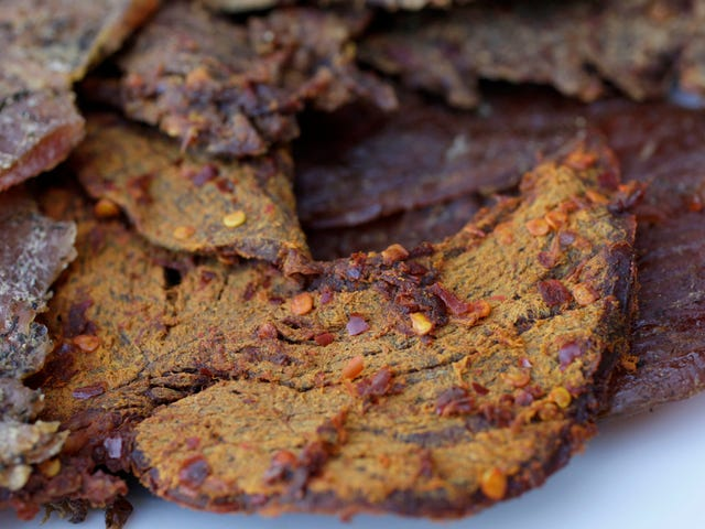 Study: Eating Beef Jerky Might Be Linked to Manic Episodes in Some People