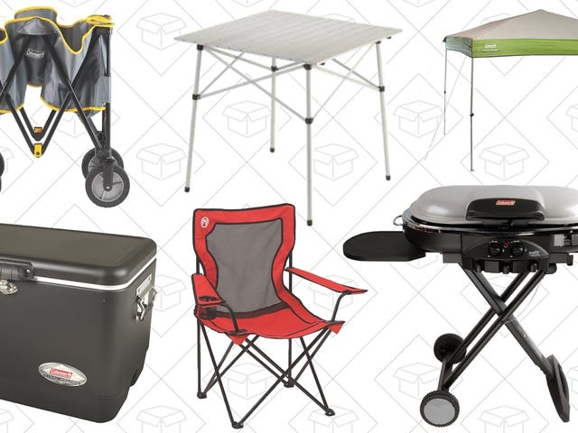 Gear Up For Football Season With Amazon's One-Day Tailgating Sale