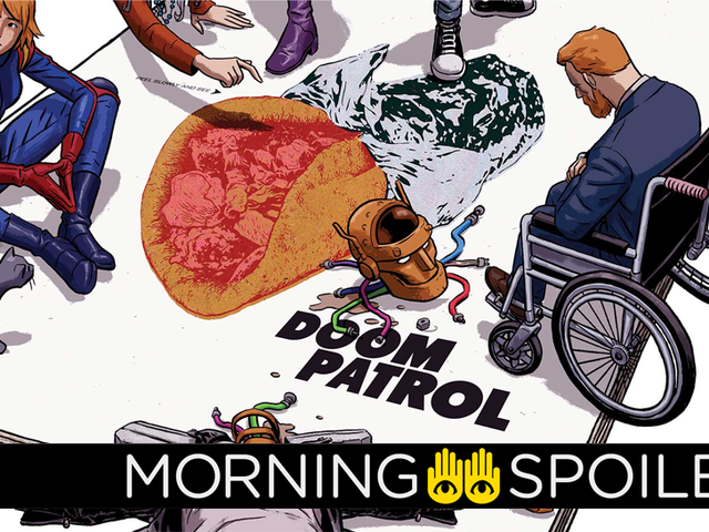 Titans Has Cast a Vital Member of the Doom Patrol