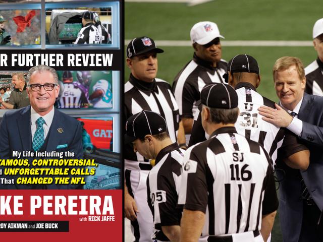 L'ancien responsable des officiels de la NFL, Mike Pereira, affirme que des arbitres obtiennent de l'aide illégale de la part des officiels