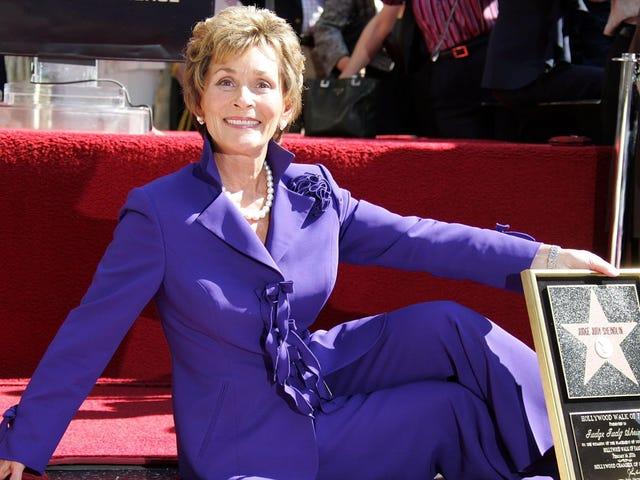 Ligesom mig synes dommer Judy, at der skal gives dødsdommer til døende