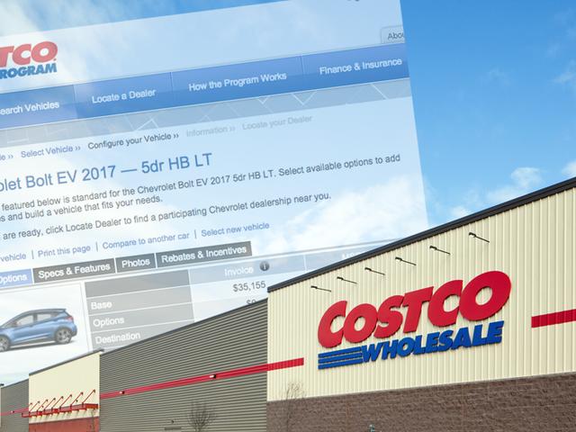 Costco Leaks 2017 Chevrolet Bolt Configurator Antes Chevy Coloca Em Seu Site