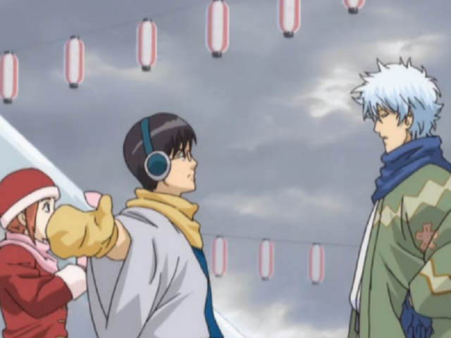 Gintama Works Surprisingly Well as a Casual Watch