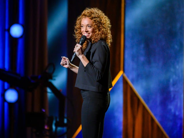 Michelle Wolf doesn't need to bring politics into her Joke Show