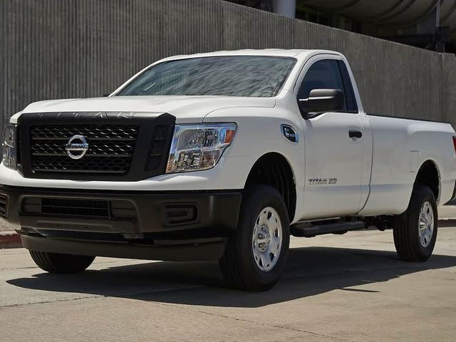 The Nissan Titan XD Cummins Diesel Was A Flop