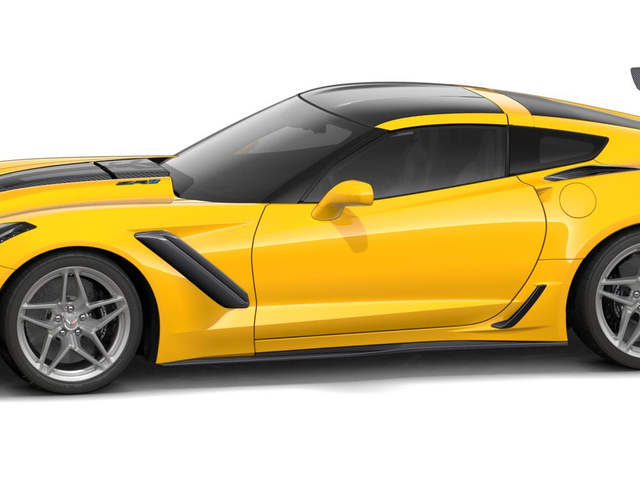 Here, play with the C7 ZR1 configurator