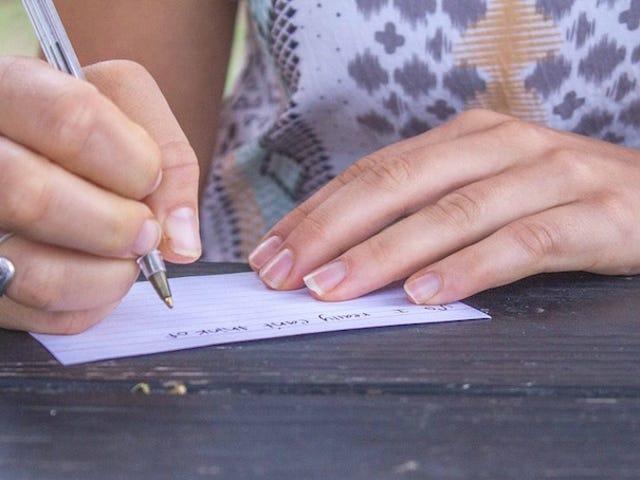 """Tulis """"Surat Terakhir"""" Apabila Anda Menulis Wasiat Anda"""