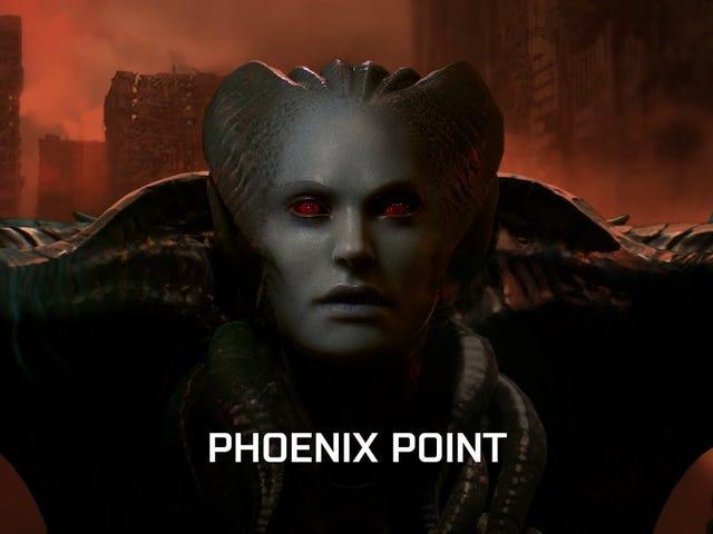 Phoenix Point to nowa gra strategiczna od Juliana Gollopa, twórcy oryginalnego X-Com