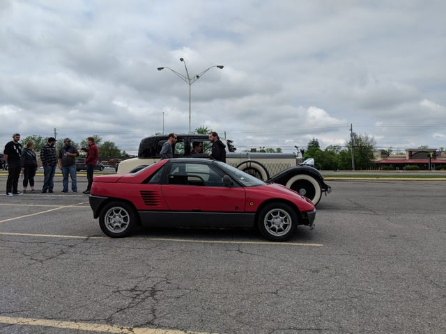 My first Cars and Coffee Experience