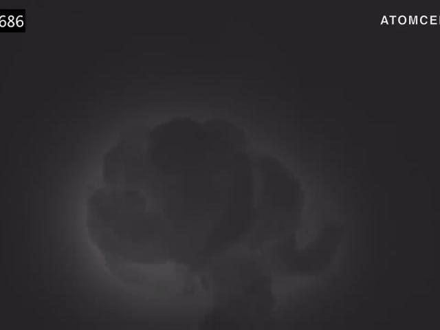 La primera prueba nuclear de la historia, restaurada en HD