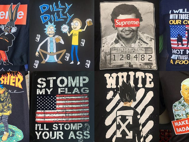 Let's Remember The Wildwood Boardwalk T-Shirts Of Summer 2018
