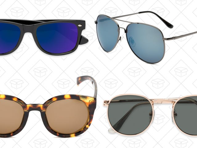 Take 40% Off Basically Every Pair of Sunglasses from Sunglass Warehouse