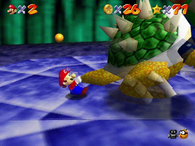 Super Mario 64's Weird 'Gay Bowser' Line Isn't In Super Mario 3D All-Stars