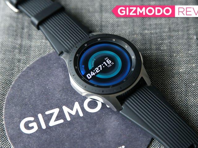 El nuevo reloj de Samsung se queda muy cerca de ser el wearable perfecto