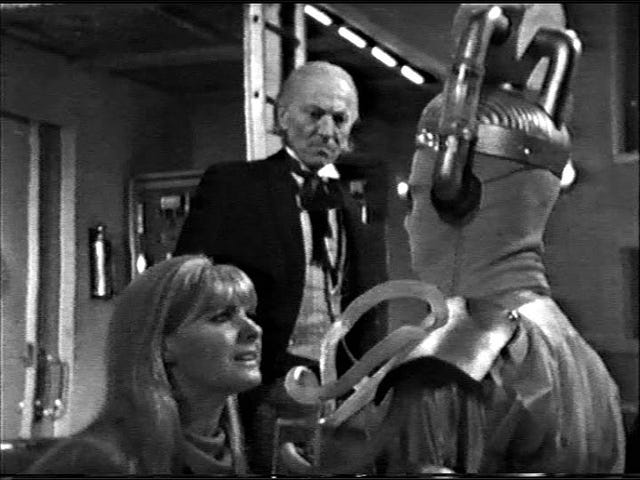 The 12 Docs of Christmas #1: The Tenth Planet
