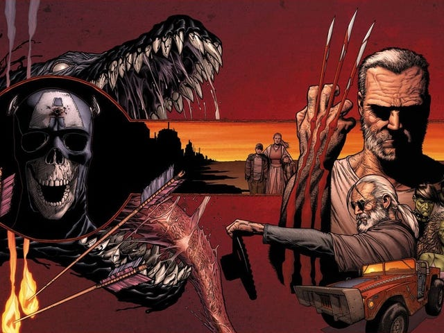 Comics Questions: What is Old Man Logan And Is It Anything Like Logan?