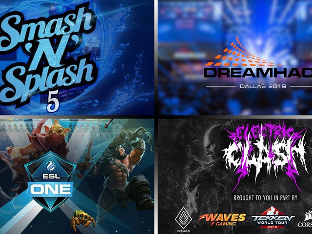 The Weekend eSports - Dream Smash Hack'N'Splash