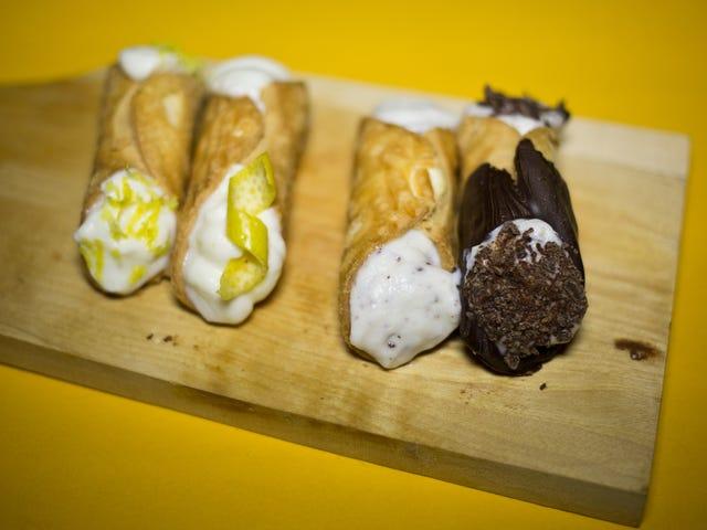 Make This Cannabis-Infused Cannoli Cream