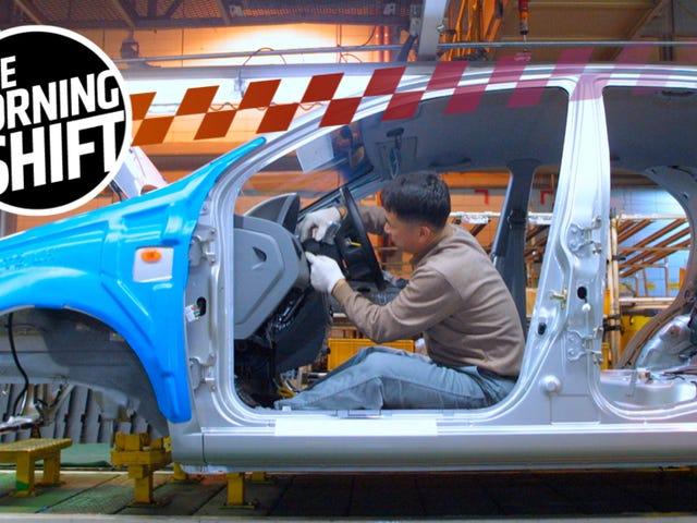General Motors Might Dump Its Sagging South Korea Operation Next