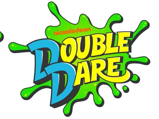 신성한 인간 햄스터 휠, <i>Double Dare</i> 재부팅하라