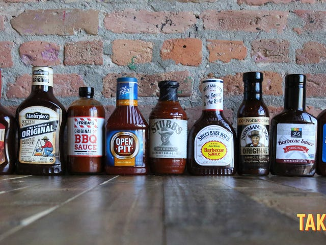 The Takeout's BBQ sauce smackdown