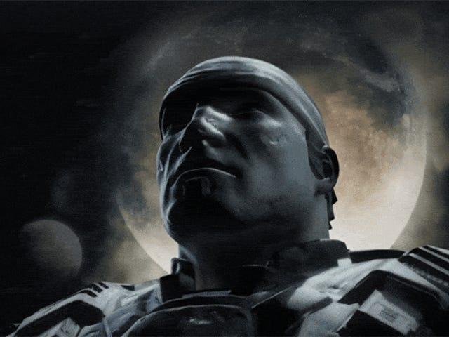 马库斯·菲尼克斯得到了他在<i>Gears Of War 4</i>获得的所有雕像<i>Gears Of War 4</i>