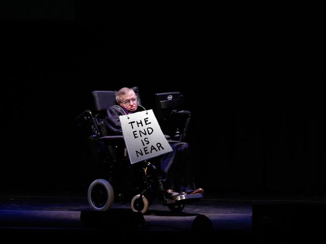 Stephen Hawkingin lyhyt historia