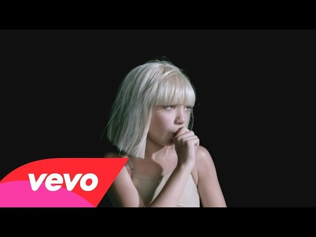 Here Is Sia's Third Music Video Featuring Maddie Ziegler