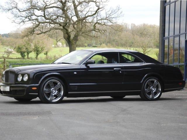 Brooklands er en av de eneste rike bilene som får meg til å føle seg som om jeg skylder eierens penger