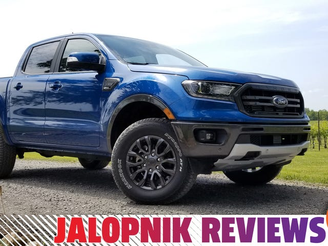 1200 mil i Ford Ranger i 2019: What I Learned