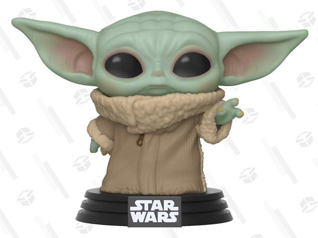 The Baby Yoda Funko Pop! Is Already Discounted On Amazon