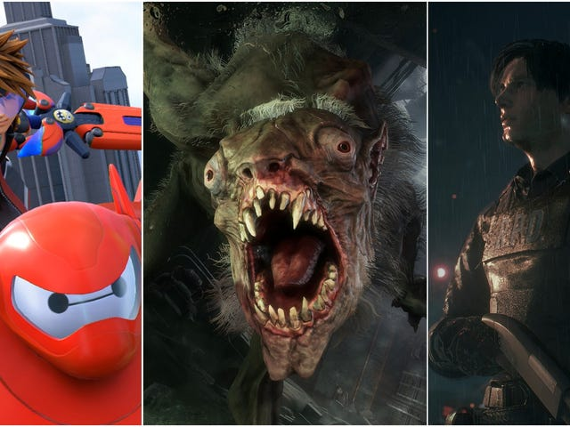 Giant robots, zombies, and Winnie The Pooh: Here are our most anticipated games of the winter