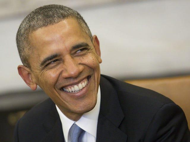 राष्ट्रपति ओबामा ने भारत में देवियों को बड़ा किया, भारतीयों ने इसे पसंद किया